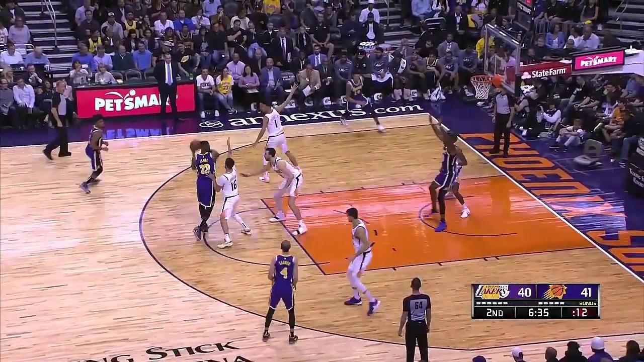 Lakers vs Suns Full Game Highlights! 2019 NBA Season