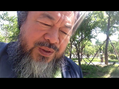 Ai Weiwei artist statement for 'An archive' (2015)