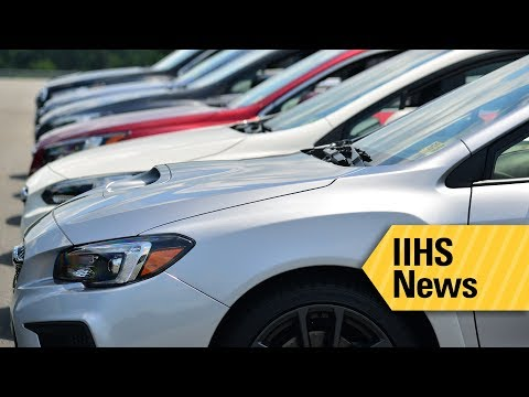 Headlights On Most Base Model 2018 Vehicles Get Dim Ratings In