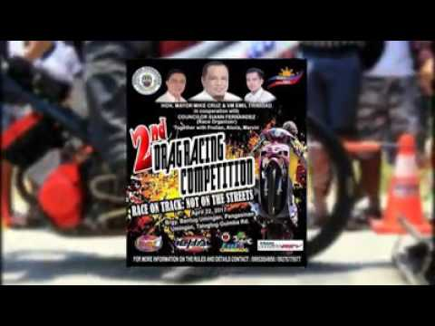 umingan 2nd drag race