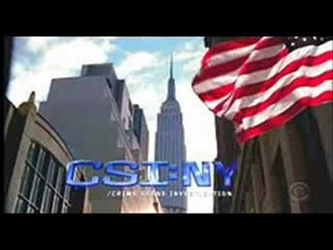 Baba O' Riley Lyrics CSI:NY Theme - YouTube