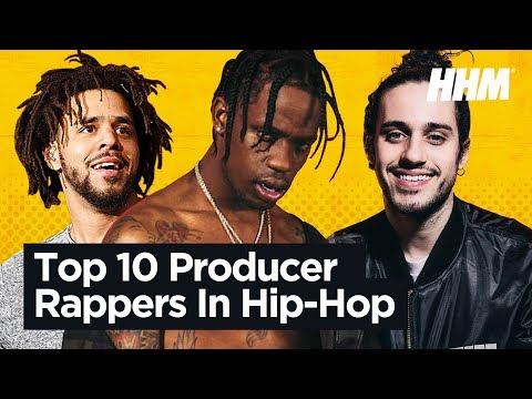 Top 10 Rapper Producers in Hip Hop