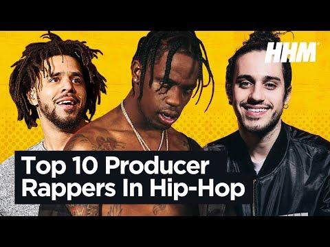 Top 10 Rapper Producers in Hip Hop