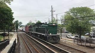 New York & Atlantic Railway RS70 @ LIRR Brentwood w/ Nathan Airchime Old Cast P01235 Horn (5/29/19)