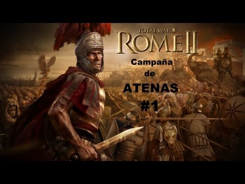 Rome 2 Total War - Campaña de Atenas #1 HD Travel Video