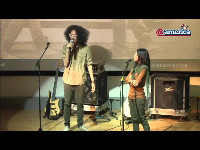 Endah N Rhesa live at @america center Part 4 (4/10) Travel Video