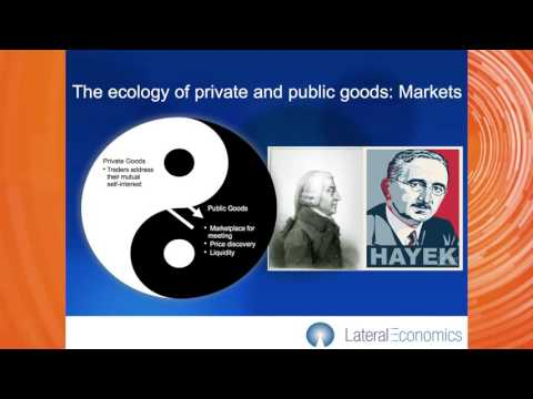 Building and Linking the Public Goods of the 21st Century