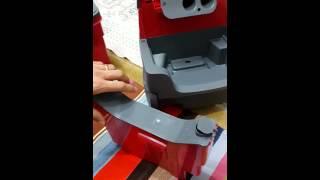 Fakir Aquawelt Halı Yıkama Makinası Nasıl Kullanılır