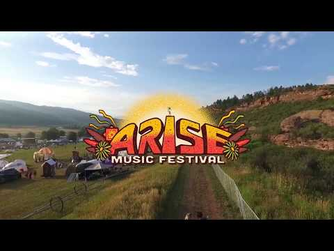 2018 ARISE Music Festival Official Lineup Announce Video