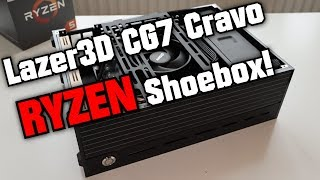 RYZEN Shoebox! CG7 Cravo by Lazer3D