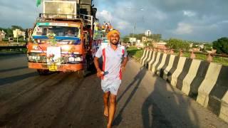 Sumit gupta daak kawad in khoda colony 2016