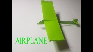 How to make a Paper Airplane !Very easy step by step Origami Paper Airplane