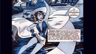 "Phantom Lady #14: ""The Vortex of Scoundrels and Scandals"" (Oct, 1947)"