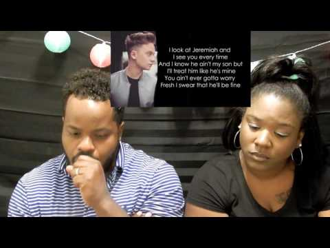 Conor Maynard Unforgettable ft. Anth cover || couples reaction