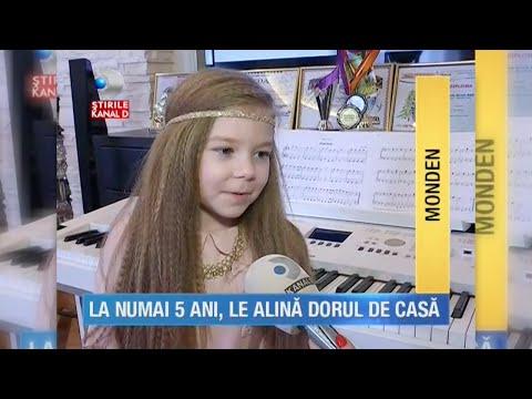 Maria Nicole la Stirile Kanal D