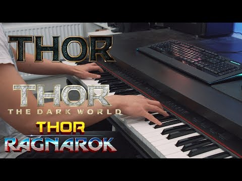 Main Themes- Thor Medley (Piano)