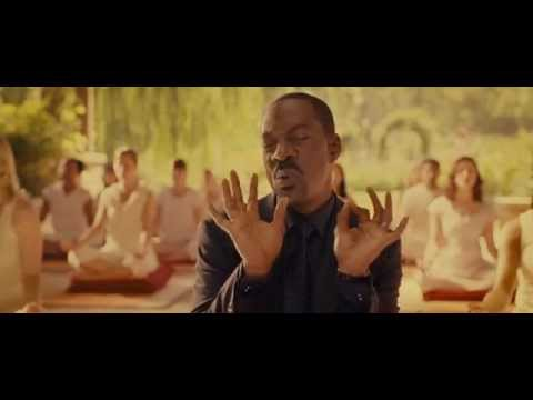 Eddie Murphy In The Monastery - A Thousand Words(2012)
