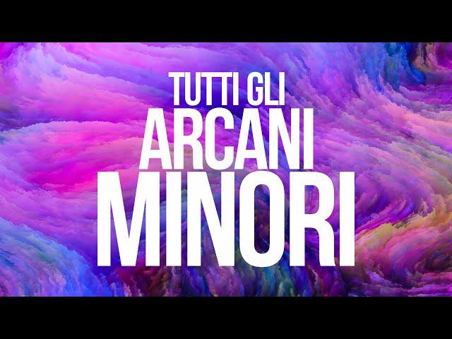 introduzione agli Arcani MinorI - Corso di Tarocchi Rider Waite Smith