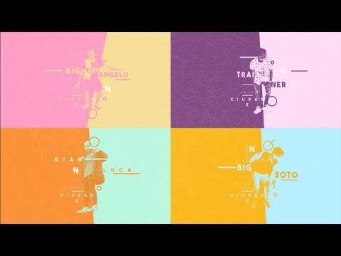 Big Soto 👽  - Gianluca ☂ - Trainer🍍 - Big Angelo 🚀 - En la Ciudad (Prod. H Empire)