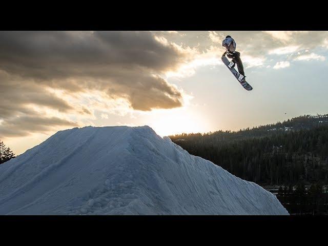 Dawn Till Dusk - Never Summer Industries - Woodward Tahoe