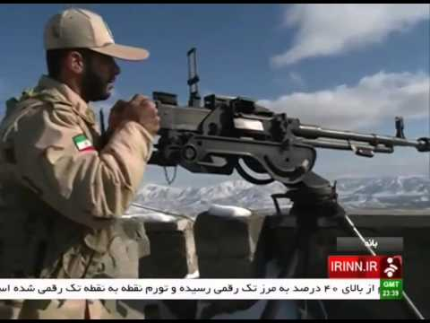 Iran Border Guard Police, Baneh county پليس مرزباني شهرستان بانه ايران
