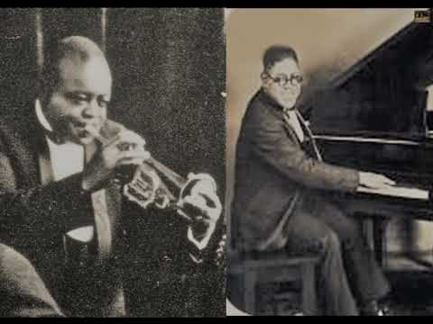 JOE ''KING OLIVER'' & CLARENCE WILLIAMS - WEST END BLUES