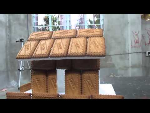 How to Make Biscuit House Wedding and Tatwa Idea part 4 of 4 by PRASANTA KAR