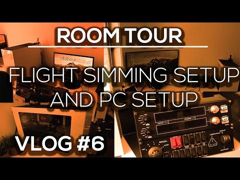 VLOG #6   Room Setup