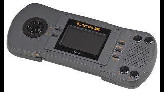 All Atari Lynx Games - Every Atari Lynx Game In One Video