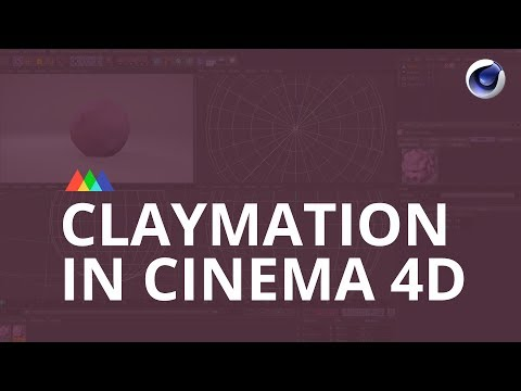 Create a Claymation-Style Animation in Cinema 4D
