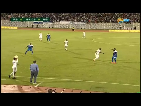 RAYON VS MAMELODI SUNDOWNS CAF CHAMPION'S LEAGUE
