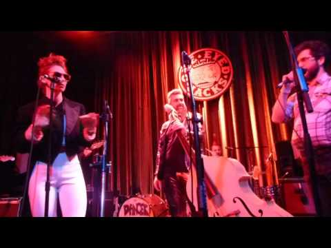 Rory Danger and the Danger Dangers at One Eyed Jack's 2016-030 DANGER DANGER SCIENCE FRICTION