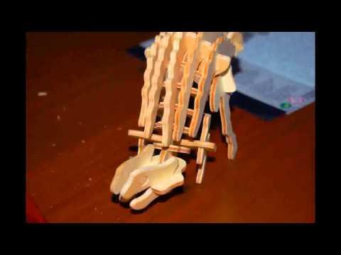 Liam builds an Ankylosaur x5