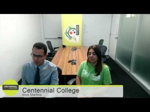 Como estudar no Centennial College: Webinar para Agentes Brasileiros