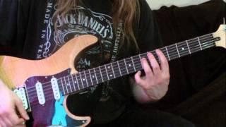 Symptom Of The Universe Guitar Lesson