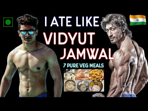 "commando-3-power-diet-|-ate-like-""vidyut-jamwal""-for-a-day-||-vidyut-jamwal-full-day-of-eating-🇮🇳"