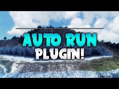 AUTORUN! | Minecraft Plugin Tutorial