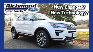 2018 Ford Explorer Review: What