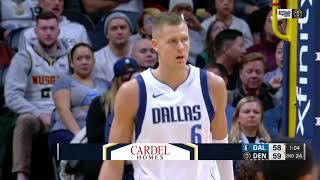 Denver Nuggets vs Dallas Mavericks | October 29,2019