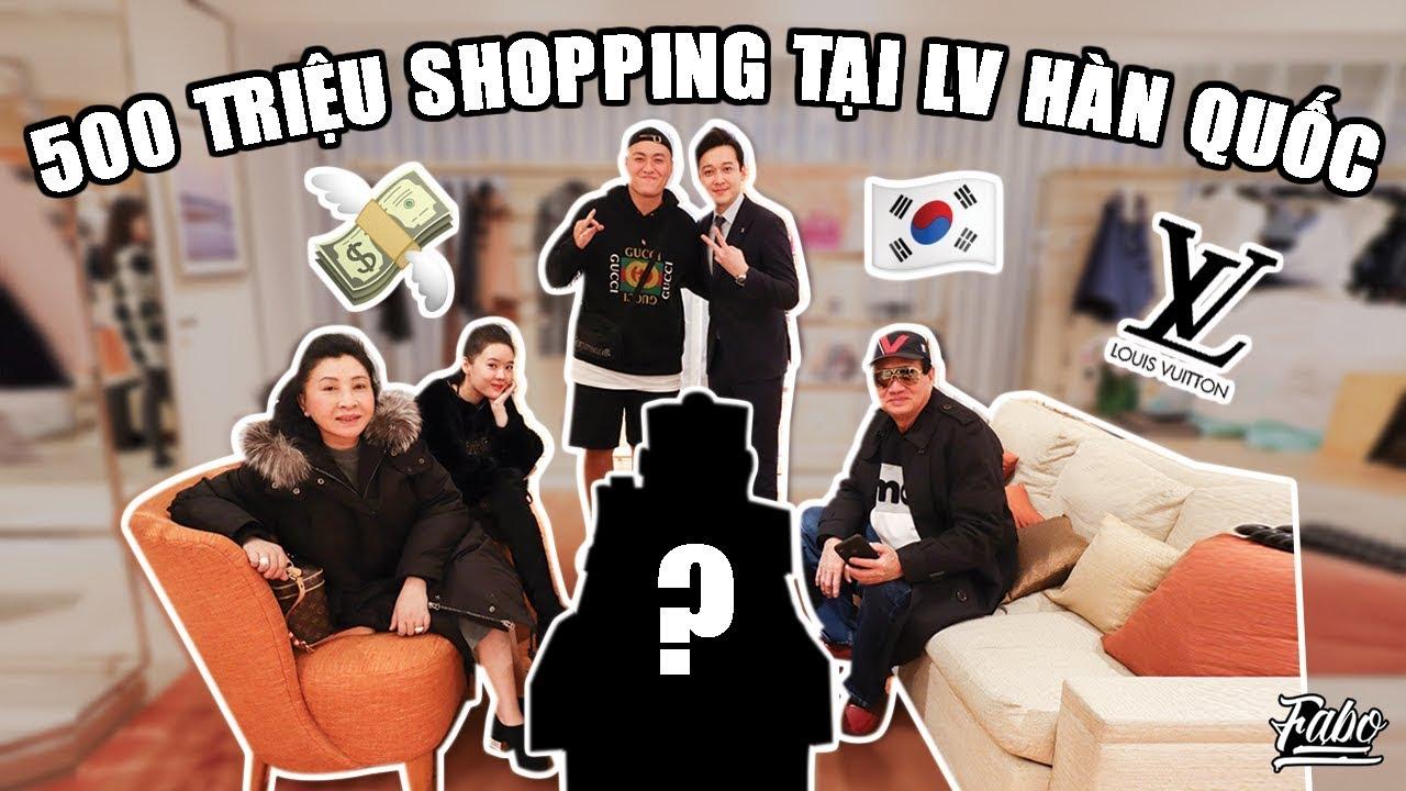 500 Triệu Shopping tại LV Hàn Quốc | P. 3 | $25,000 Louis Vuitton Shopping Spree