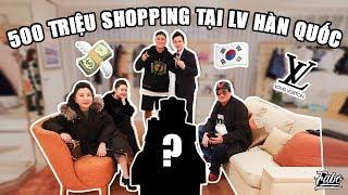 500 Triệu Shopping tại LV Hàn Quốc   P. 3   $25,000 Louis Vuitton Shopping Spree