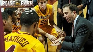 """New Era"" Raise the Barn: Gopher Basketball 2013-14 (Episode 1)"