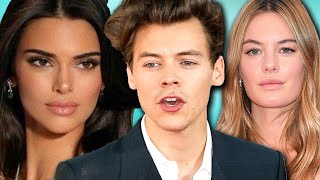 Why Harry Styles Has Dated The HOTTEST Girls In Hollywood | Hollywire