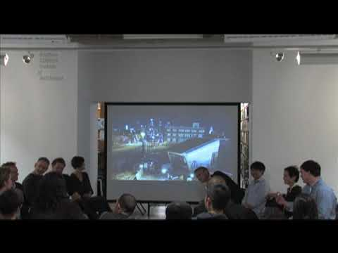 Solar Decathlon 2011 exhibition discussion: Mr. CHIP goes to