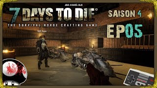 👿 7 DAYS TO DIE SAISON 4 EP05 🏍 ON A CRAFT DEUX MOTOS ! Feat NAGATO [PC-FR-720P-60FPS]