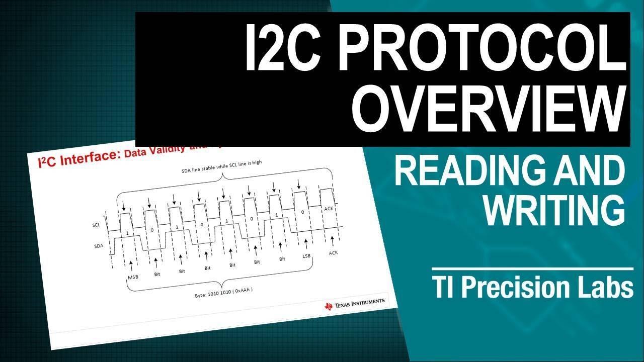 TI Precision Labs - I2C: Protocol Overview