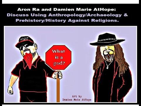 Damien Marie AtHope Interviews Aron Ra