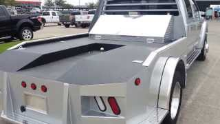 All New Laredo Ford F550 Super Duty Truck Bed Hauler