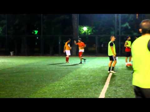 Maçın golü Emrah Gül Energy Luciano... HD  / İZMİR/ iddaa Rakipbul Ligi 2015 Açılış Sezonu