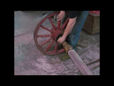 Building a Full Size Civil War Napoleon Field Cannon  Part 1 of 2